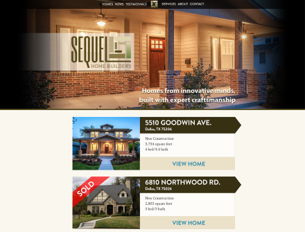Sequel Home Builders