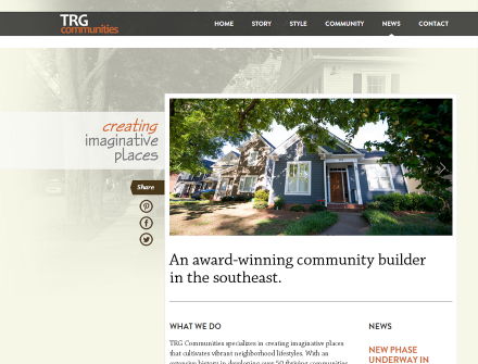 TRG Home Communities