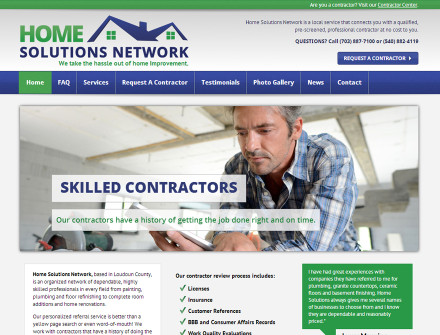 Home Solution Network
